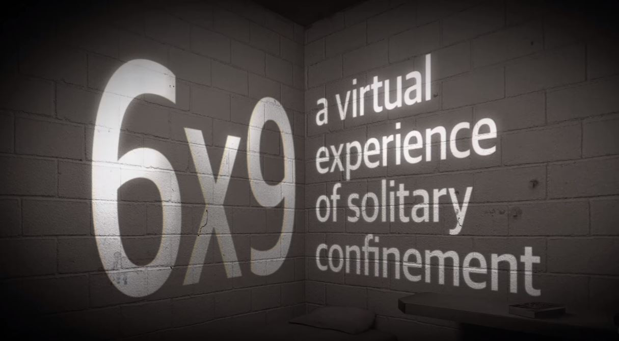 Blog Virtual Reality Solitary Confinement App Video 360 VR