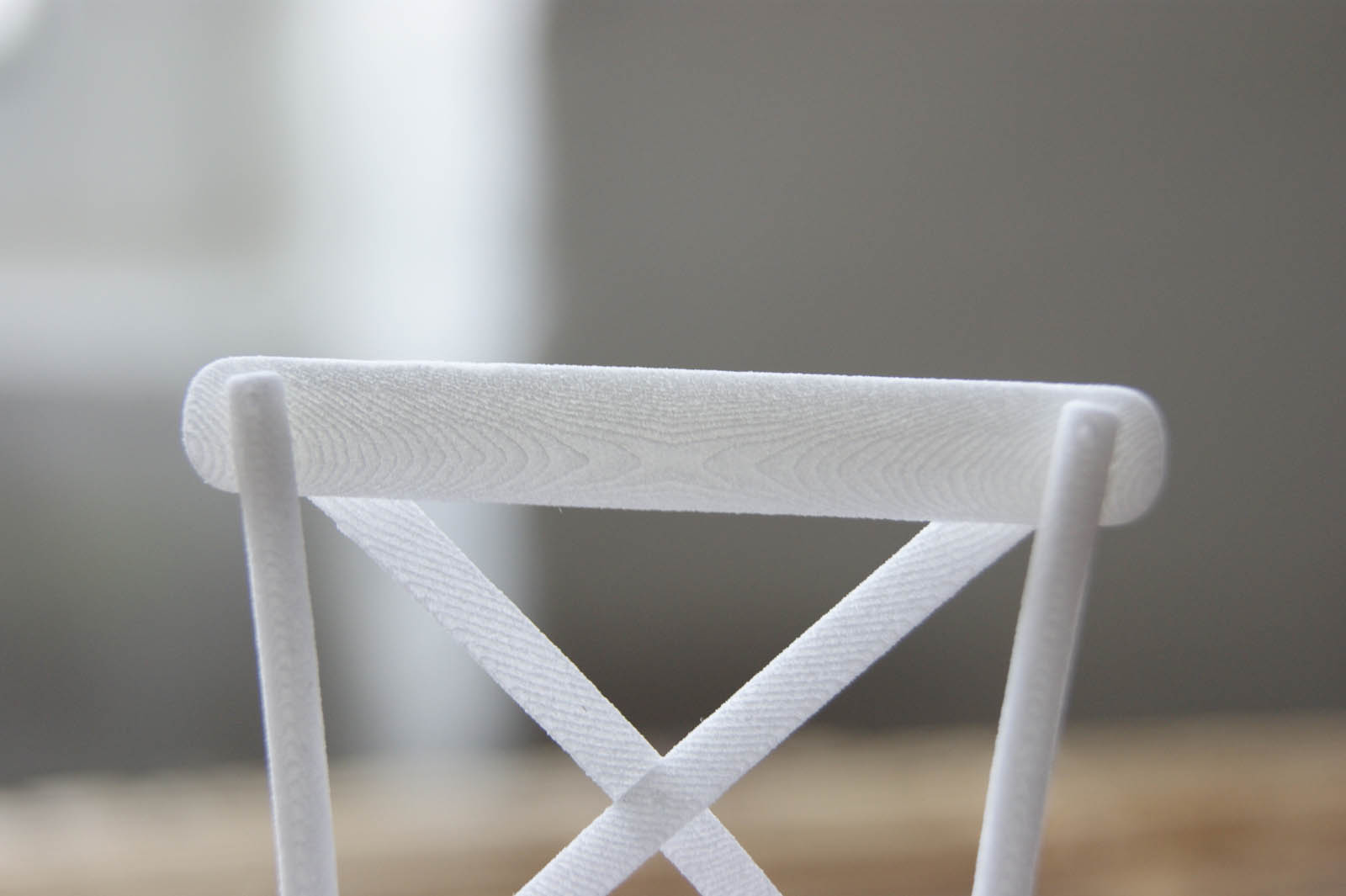 3D Printed Dining Chair