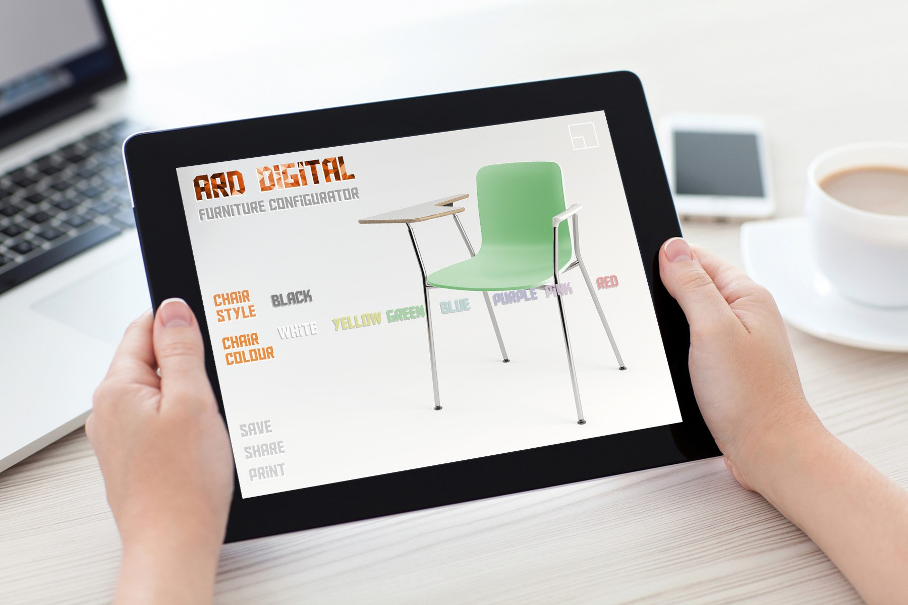 furniture interactive configurator