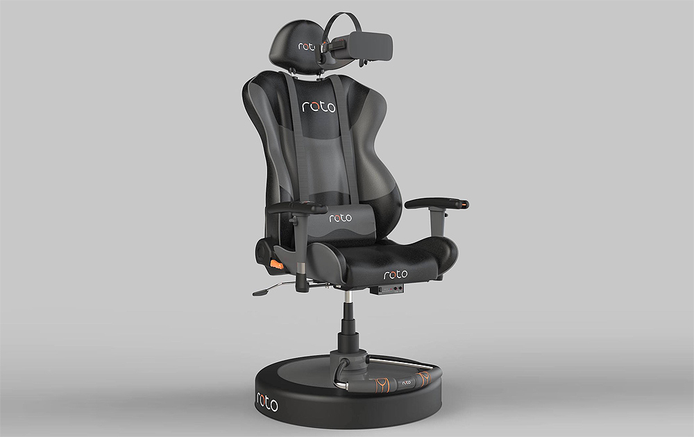 RotoVR Virtual Reality Chair