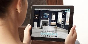 Regents Road Bathroom Interactive Configurator CGI Visualisation