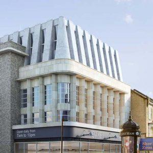 Eastham Architectural CGI Visualistion