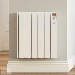 Electric Radiators product cgi visualisation digital room set