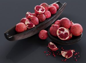 Food CGI Fruit Advertising