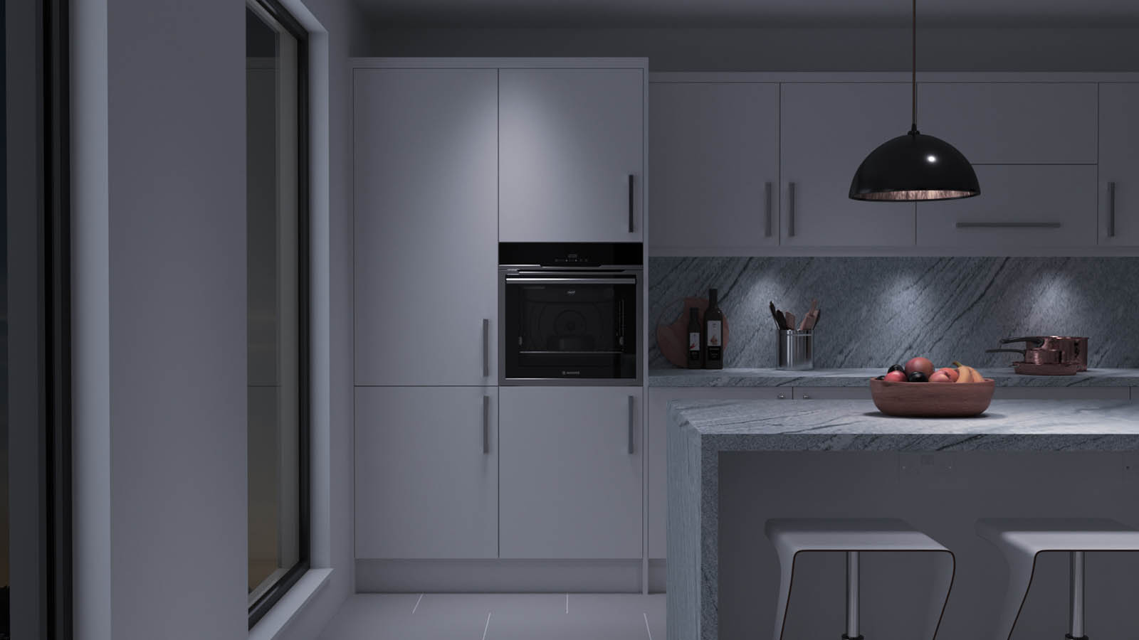Hoover Stings CGI Animation TV Advert Oven