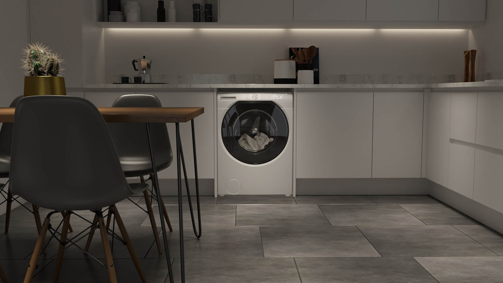Hoover Stings CGI Animation TV Advert Washing Machine