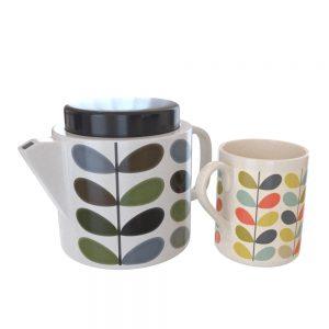Kettle Mug Cup Orla Kiely Interior
