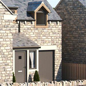 Dobb Lane Architectural CGI Illustration
