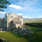 Dobb Lane Architectural CGI Illustration