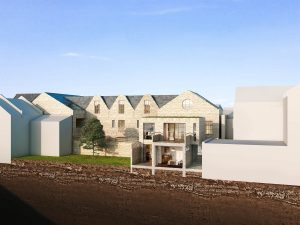 Strode Road Architectural CGI Illustration