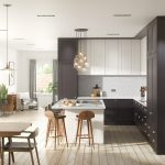 Interior Kitchen CGI 3D Illustration Visualisation KBB